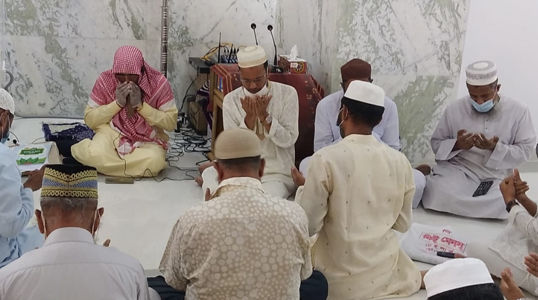 Sanwara Safa Mosque Inaugurated